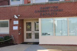 Hampton City Jail