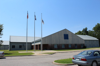 Virginia Peninsula Regional Jail