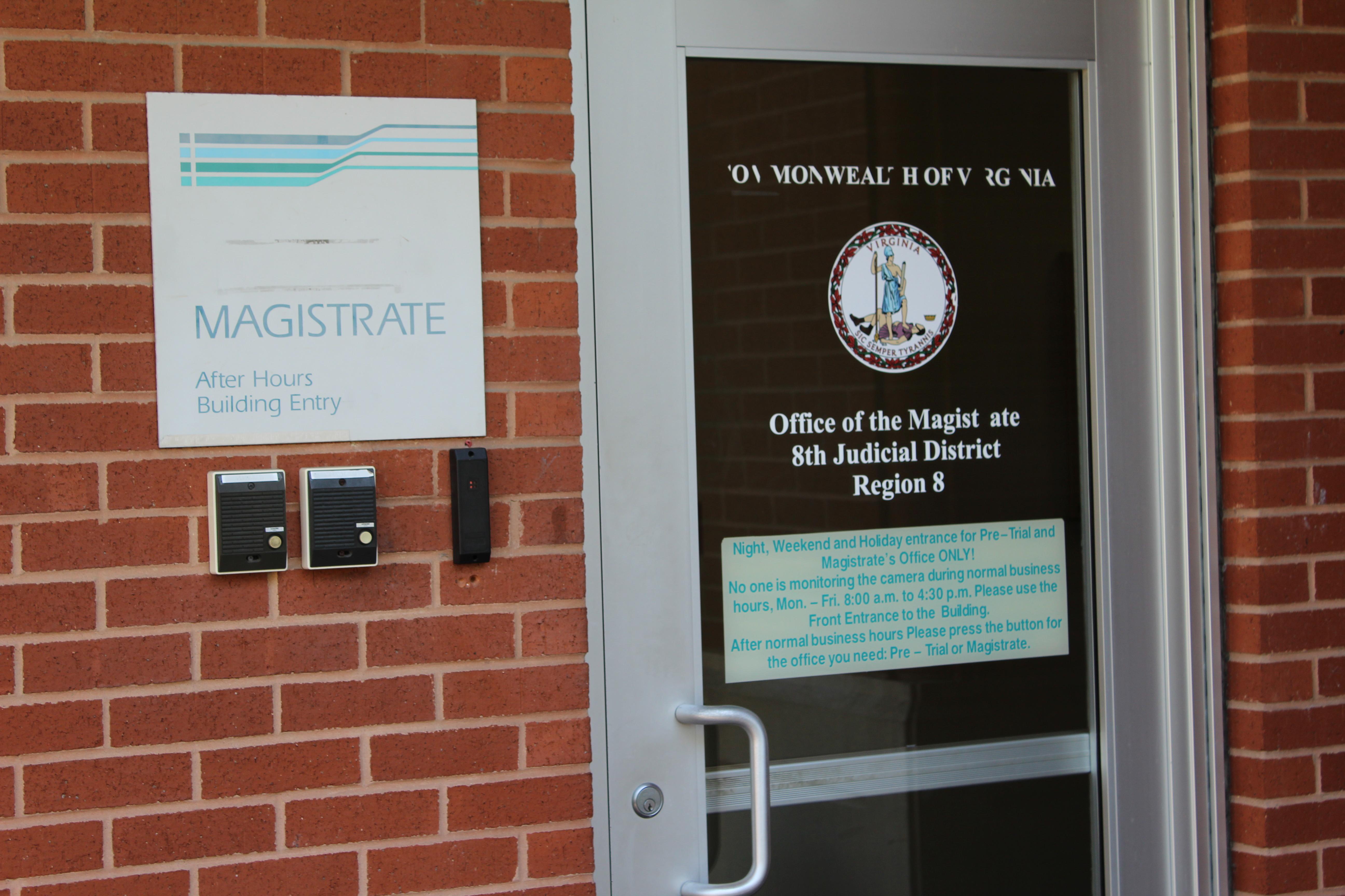 Hampton Magistates Office